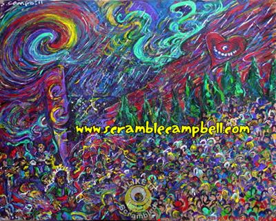 Home Page - Scramble Campbell